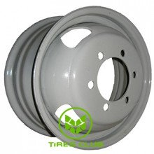 Steel Газ 5,5x16 6x170 ET105 DIA130 (серый)