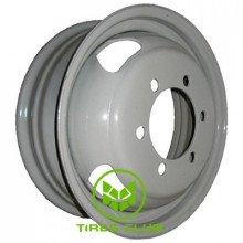 Steel Газель 5,5x16 6x170 ET105 DIA130,1 (silver)