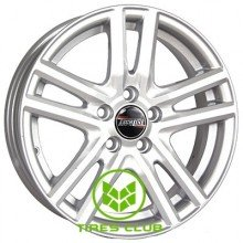 Tech Line TL329 5x13 4x98 ET35 DIA58,6 (silver)