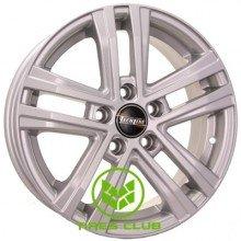 Tech Line TL645 6,5x16 5x110 ET45 DIA67,1 (silver)