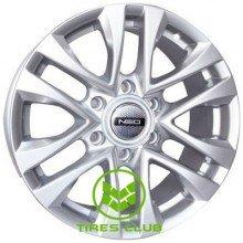 Tech Line TL832 7,5x18 6x139,7 ET25 DIA106,1 (silver)