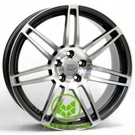 WSP Italy Audi (W557) S8 Cosma Two 7,5x17 5x112 ET28 DIA66,6 (anthracite polished)