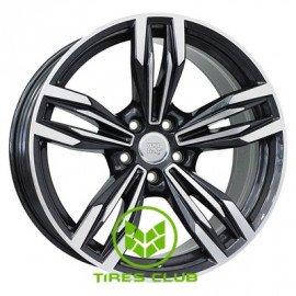 WSP Italy BMW (W683) Ithaca 10x20 5x120 ET34 DIA74,1 (anthracite polished)