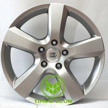 WSP Italy Volkswagen (W451) Dhaka 8x18 5x130 ET57 DIA71,6 (silver)