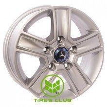 ZW BK473 6,5x15 5x130 ET50 DIA84,1 (silver)