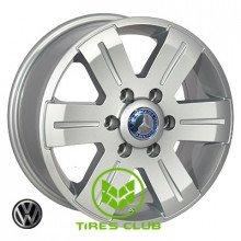 ZW BK562 7x16 6x130 ET60 DIA84,1 (silver)