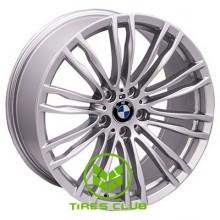 ZW BK638 8,5x20 5x120 ET37 DIA72,6 (silver)