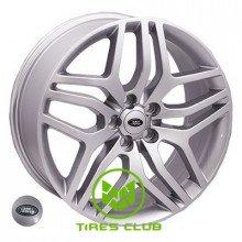 ZW BK643 8,5x20 5x120 ET45 DIA72,6 (silver)