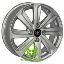 ZW BK736 5,5x15 4x100 ET45 DIA54,1 (silver)